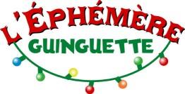 Logo Ephémère Guinguette