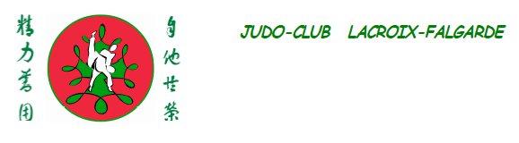 Logo judo club lacroix falgarde